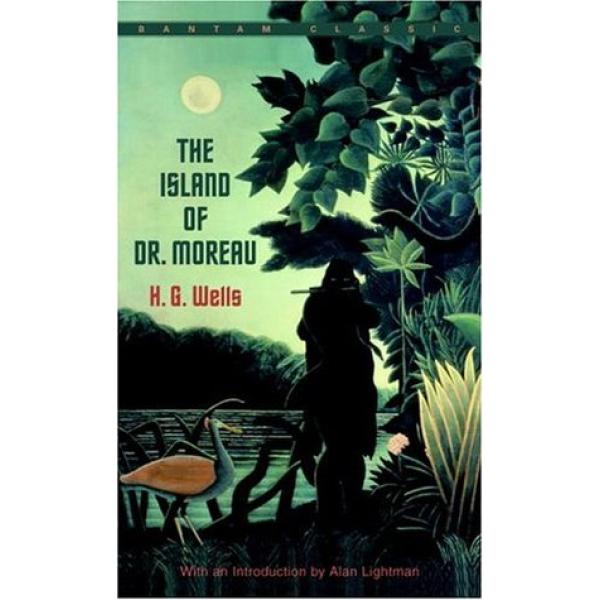 Brian Aldiss   Moreaus other island 1