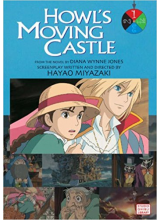 Манга | Howl's Moving Castle vol.01
