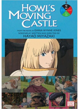 Манга | Howl's Moving Castle vol.02