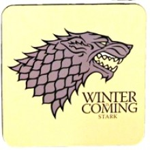 Подложка за чаша WINTER IS COMING