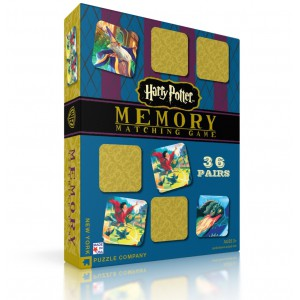 Harry Potter Memory Game 36 Pairs