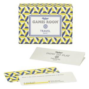 Игра с Карти Travel Quiz GAM040