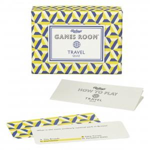Card game Travel Quiz GAM040