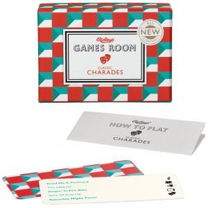 Card game Charades GAM029