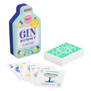 Gin Rummy Playing Cards GME024