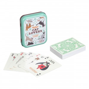 Cat Lovers Playing Cards GME018