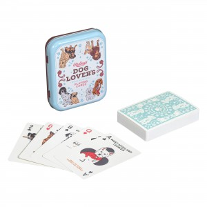 Dog Lovers Playing Cards GME019