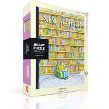 Пъзел The New Yorker 18-10-2010 Shelved 750 Парчета