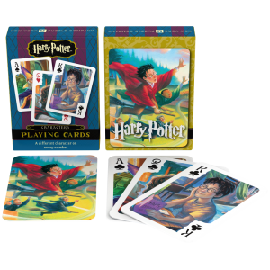 Playing Cards Harry Potter Characters