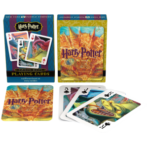 Playing Cards Harry Potter Beasts
