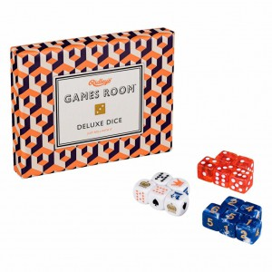 Deluxe Dice Set Ridley's GAM102