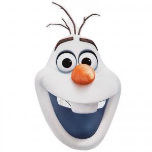 Маска за Лице Olaf Frozen