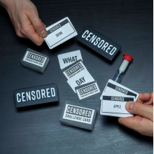 Настолна Игра Censored: The Hilarious Explanation Game