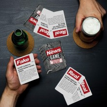 Настолна Игра The News Game: Political Edition