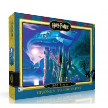 Пъзел Хари Потър Приключение до Хогуортс 500 Парчета