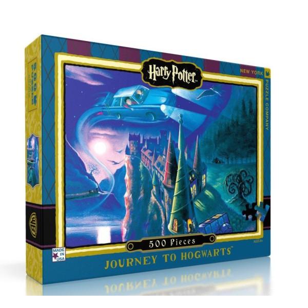 ХАРИ ПОТЪР - Пъзел Хари Потър Приключение до Хогуортс 500 Парчета 1