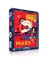 Пъзел Visit Mars 1000 Парчета
