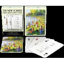 Тесте Карти за Игра Изящно Изкуство Cartoons The New Yorker