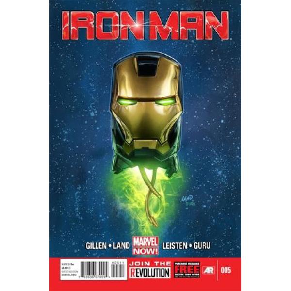 2013-03 Iron Man 5 1