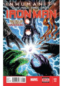 2014-03 Iron Man 20 INH