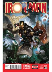 2014-08 Iron Man 28