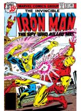 Комикс 1978-12 Iron Man 117