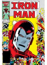 Комикс 1986-11 Iron Man 212