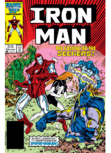 Комикс 1987-01 Iron Man 214