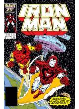 Комикс 1987-02 Iron Man 215