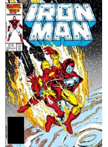 Комикс 1987-03 Iron Man 216