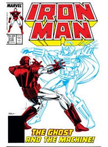 Comics 1987-06 Iron Man 219
