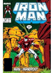 Комикс 1988-02 Iron Man 227