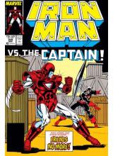 Комикс 1988-03 Iron Man 228