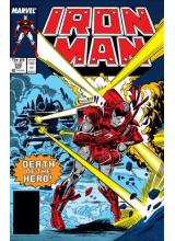 Комикс 1988-05 Iron Man 230