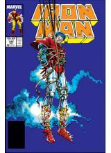 Комикс 1988-07 Iron Man 232