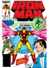 Комикс 1988-10 Iron Man 235