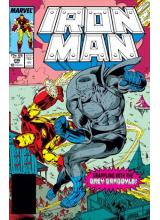 Комикс 1988-11 Iron Man 236