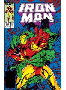 Комикс 1988-12 Iron Man 237