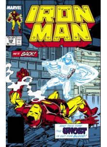Комикс 1989-02 Iron Man 239