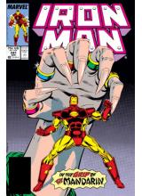 Комикс 1989-04 Iron Man 241