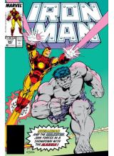 Комикс 1989-10 Iron Man 247