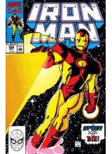 Комикс 1990-05 Iron Man 256