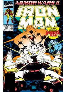 Комикс 1990-12 Iron Man 263