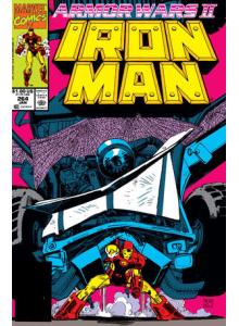 Комикс 1991-01 Iron Man 264
