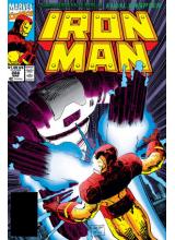 Комикс 1991-03 Iron Man 266