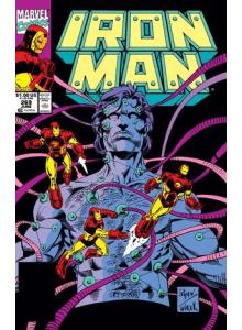 Comics 1991-06 Iron Man 269