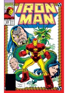 Comics 1991-07 Iron Man 270