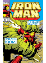 Комикс 1991-08 Iron Man 271