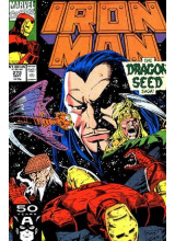 Комикс 1991-09 Iron Man 272