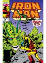 Комикс 1991-11 Iron Man 274
